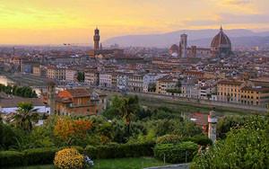 Флоренция летом