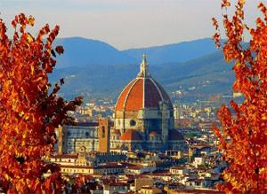 Флоренция осенью