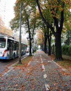 Римини осенью