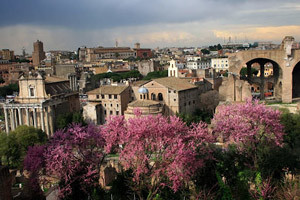В Римини весной очень красиво