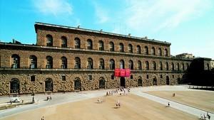Палаццо Питти - самый большой дворец Флоренции
