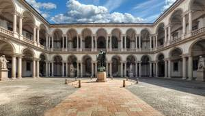 Пинакотека Брера - духовный центр Милана