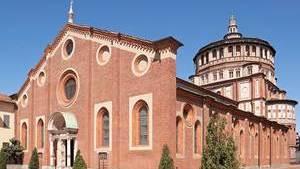 Санта-Мария-делле-Грацие - католическая церковь в Милане