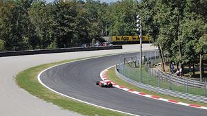 Легендарная гоночная трасса недалеко от Милана