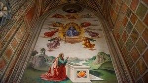 Фреска в базилике Санта-Кроче