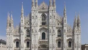 Крупнейший собор в готическом стиле в центре Милана