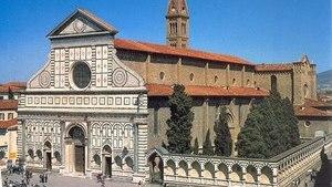 Церковь Санта-Мария-Новелла во Флоренции
