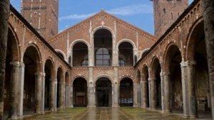 Второй по величине храм в Милане