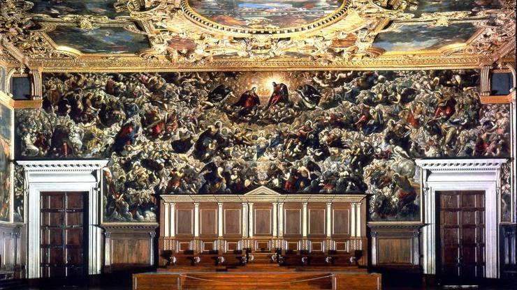 Зал Большого совета во Дворце