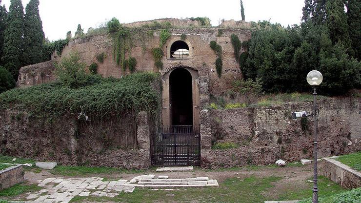 Архитектура Мавзолея Августа