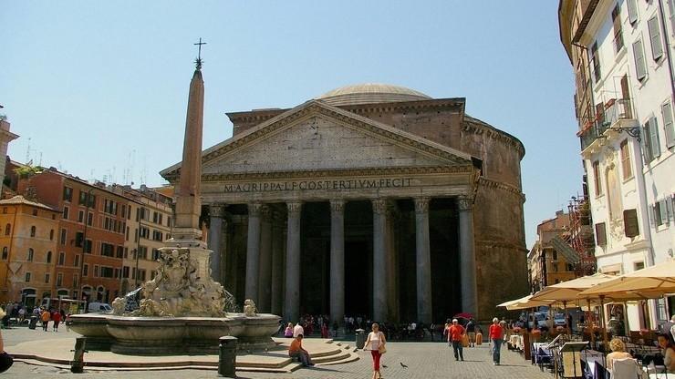 Историческая площадь в Риме, где располагались значимые храмы и святилища