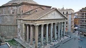 Древний христианский храм в Риме