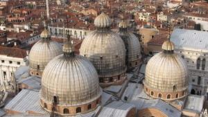 Пять куполов на сооружение