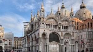 Огромная достопримечательность в Венеции
