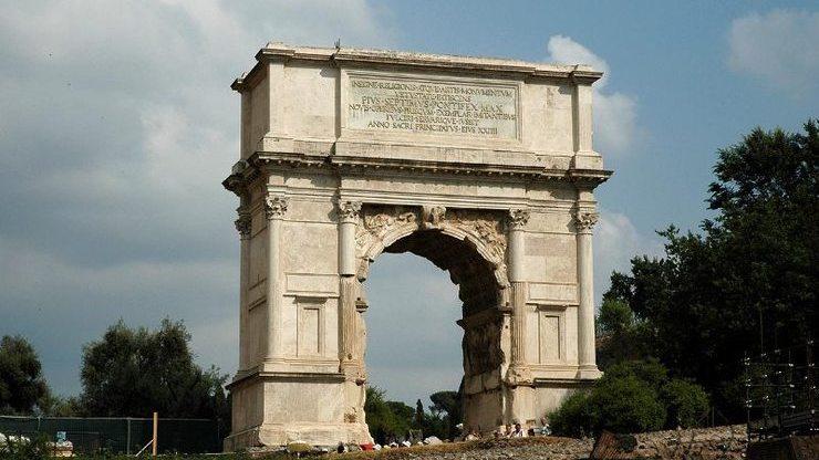 Архитектурный шедевр Рима