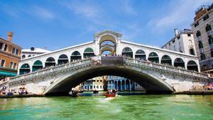 Красивое строение в Венеции