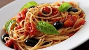 Итальянские макароны - паста