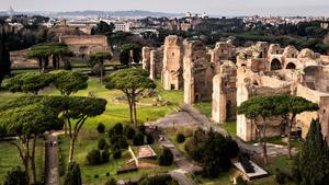 Термы императора Каракаллы в Риме