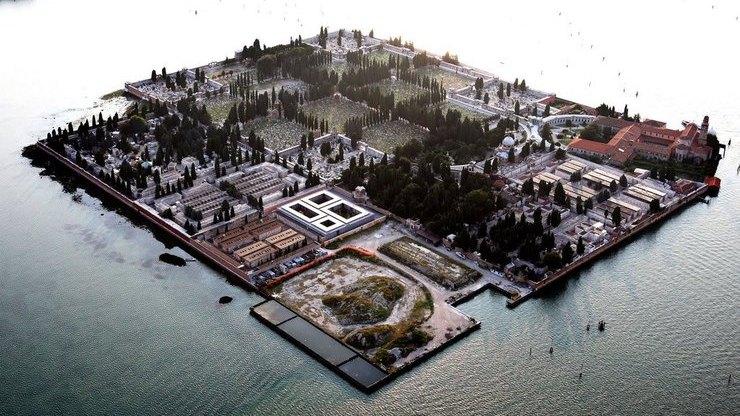 остров имени Святого Михаила Архангела