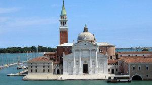 Собор Сан-Джорджо-Маджоре в Венеции